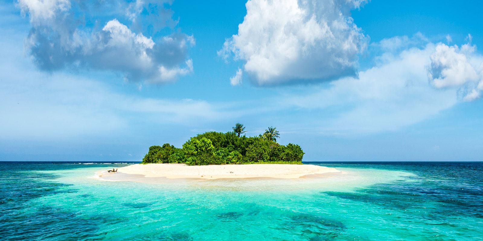 Island in Bahamas